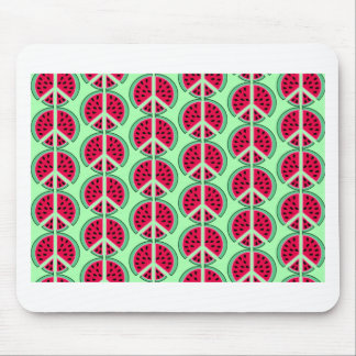 Summer Watermelon Mouse Pad