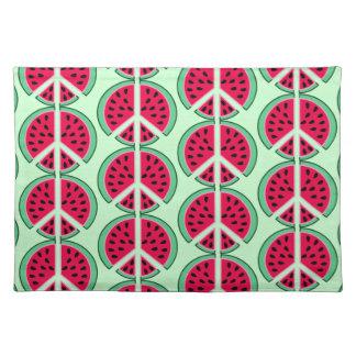 Summer Watermelon Placemat