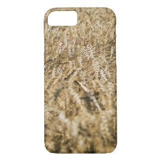 Summer Wheat Field Closeup Farm Photo iPhone 8/7 Case