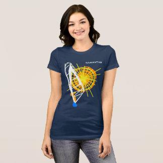 Summer Windsurfing Funny customizable T-Shirt