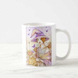 Summer Witch Coffee Mug