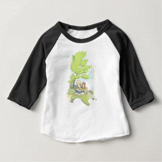 Summerbreeze (summer breeze) baby T-Shirt