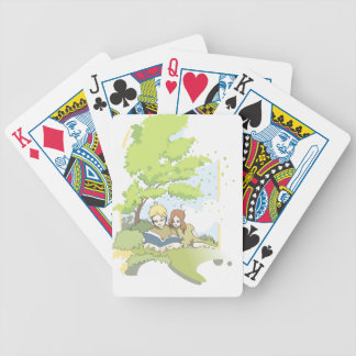 Summerbreeze (summer breeze) bicycle playing cards