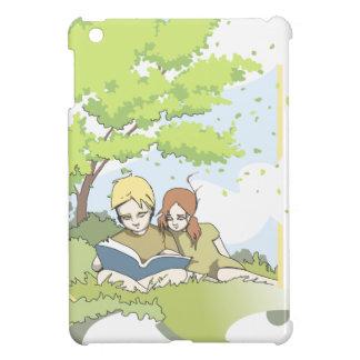 Summerbreeze (summer breeze) iPad mini cover