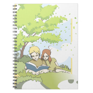 Summerbreeze (summer breeze) notebooks