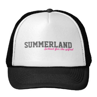 Summerland: School for the Gifted Cap Trucker Hats