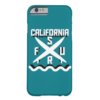 'SummerLounge'California Surf iPhone case