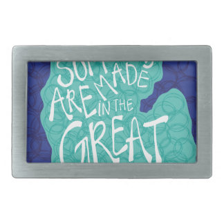 Summers Are Made In The Great Lakes - Apron Belt Buckles