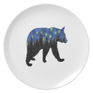 Summers Eve stroll Dinner Plates