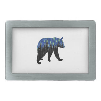 Summers Eve stroll Rectangular Belt Buckle