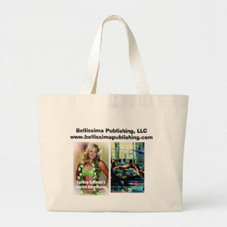 Summer's Florida, mind training cover2, Belliss... Large Tote Bag