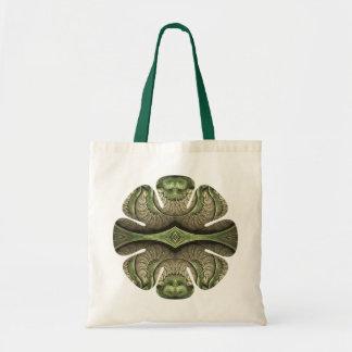 Summer's Hum Flower Tote Bag