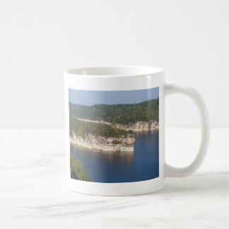 Summersville Lake WV Coffee Mug