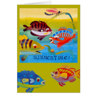Summertime Card