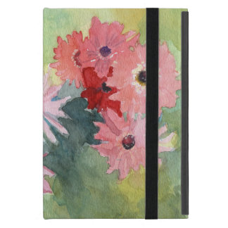 Summertime iPad Case in Pink and Green