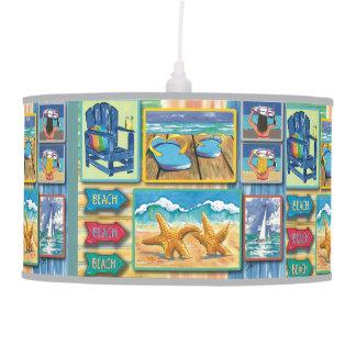 Summertime lamp