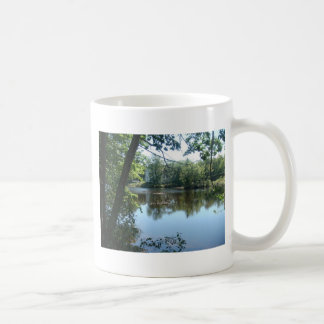 Summertime on the River Coffee Mug