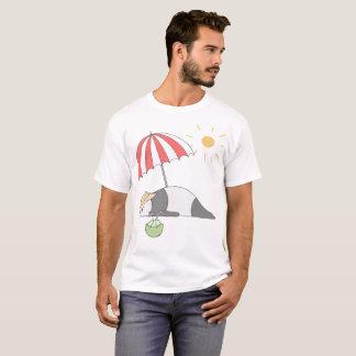 Summertime Panda Bear T-Shirt