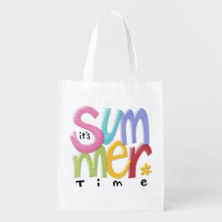 Summertime Reusable Bag