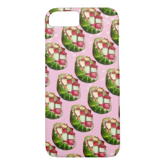 Summertime Watermelons | Tropical Fruit Salad iPhone 7 Case