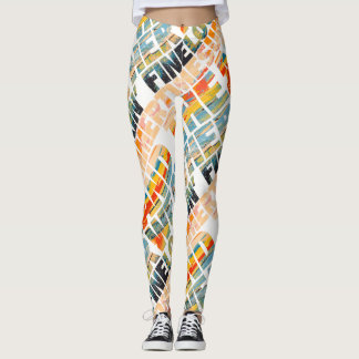 SummerTime Weather Lookin' Fine Leggings