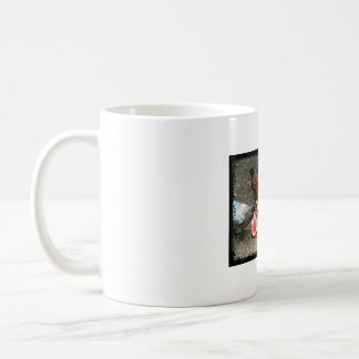 Summertime with Chickens Coffee Mug