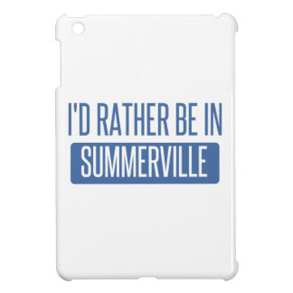 Summerville iPad Mini Cover