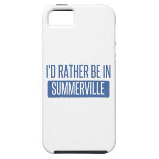 Summerville iPhone 5 Case