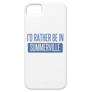 Summerville iPhone 5 Cover