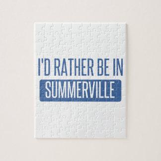Summerville Jigsaw Puzzle