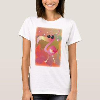 summerwaves-flamingo T-Shirt