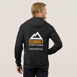 Summit Fitness Training Men's Full Zip Hoodie