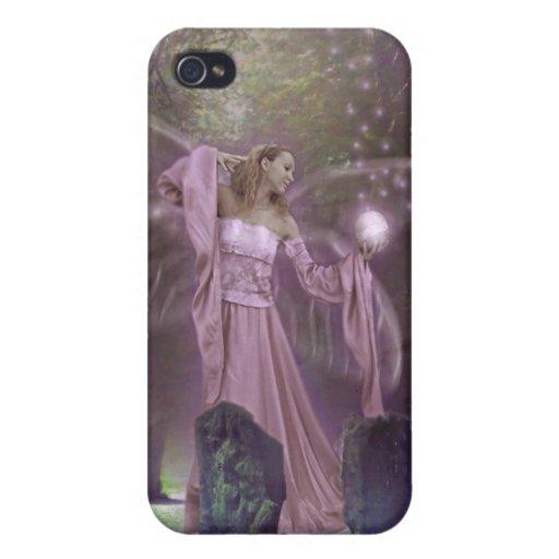 Summoning Fairies iPhone 4 Cases