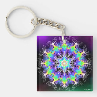 Summoning Life Force/Limitless Dreaming Keychain