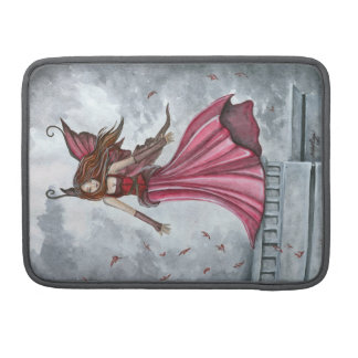 "Summoning the Wind Mac Book Pro 13"" Case Sleeves For MacBook Pro"