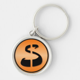 SUMO Classic Button Keychain 2.25""