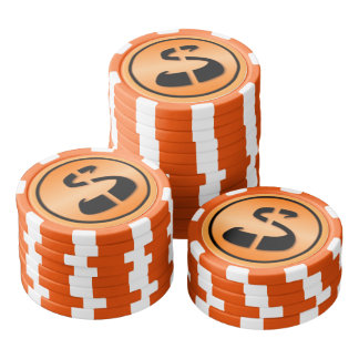 SUMO Classic Clay Poker Chip