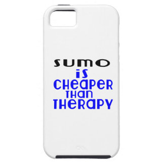 Sumo Is Cheaper  Than Therapy Case For The iPhone 5