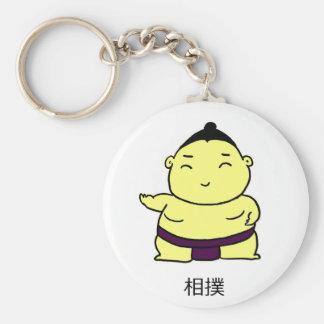 Sumo Key Chain