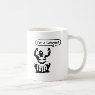 Sumo Lawyer Coffee Mug
