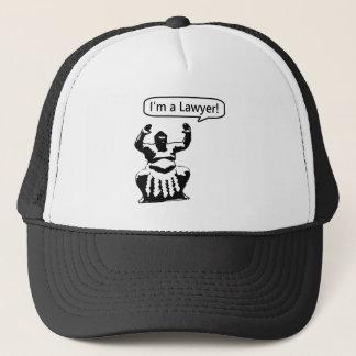 Sumo Lawyer Trucker Hat