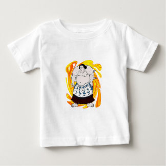 Sumo Sweeper Baby T-Shirt