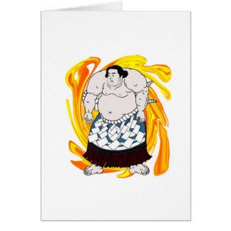 Sumo Sweeper Card