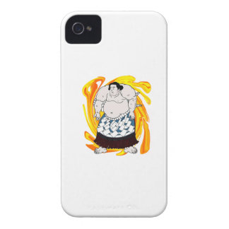 Sumo Sweeper iPhone 4 Case
