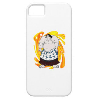 Sumo Sweeper iPhone 5 Case