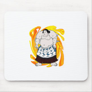 Sumo Sweeper Mouse Pad