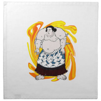 Sumo Sweeper Napkin
