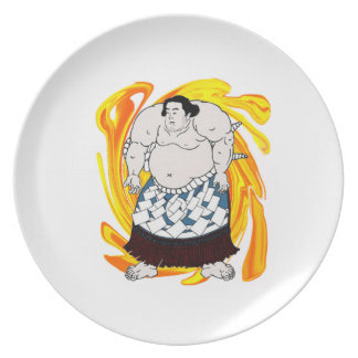 Sumo Sweeper Plates