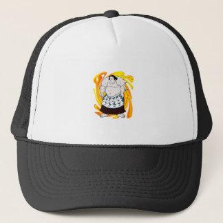 Sumo Sweeper Trucker Hat
