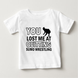 Sumo Wrestling designs Baby T-Shirt